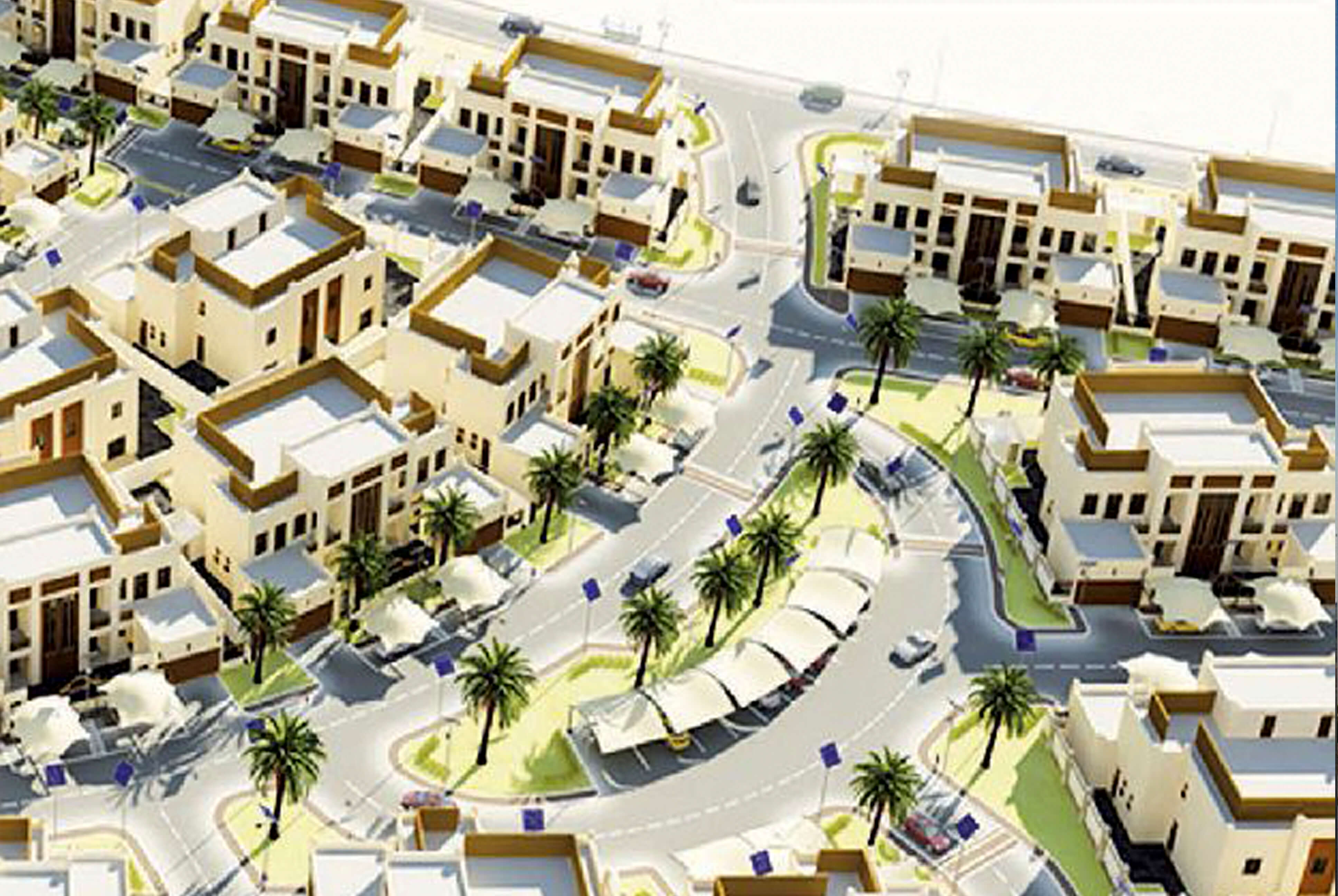 Dukhan Housing Phase IX