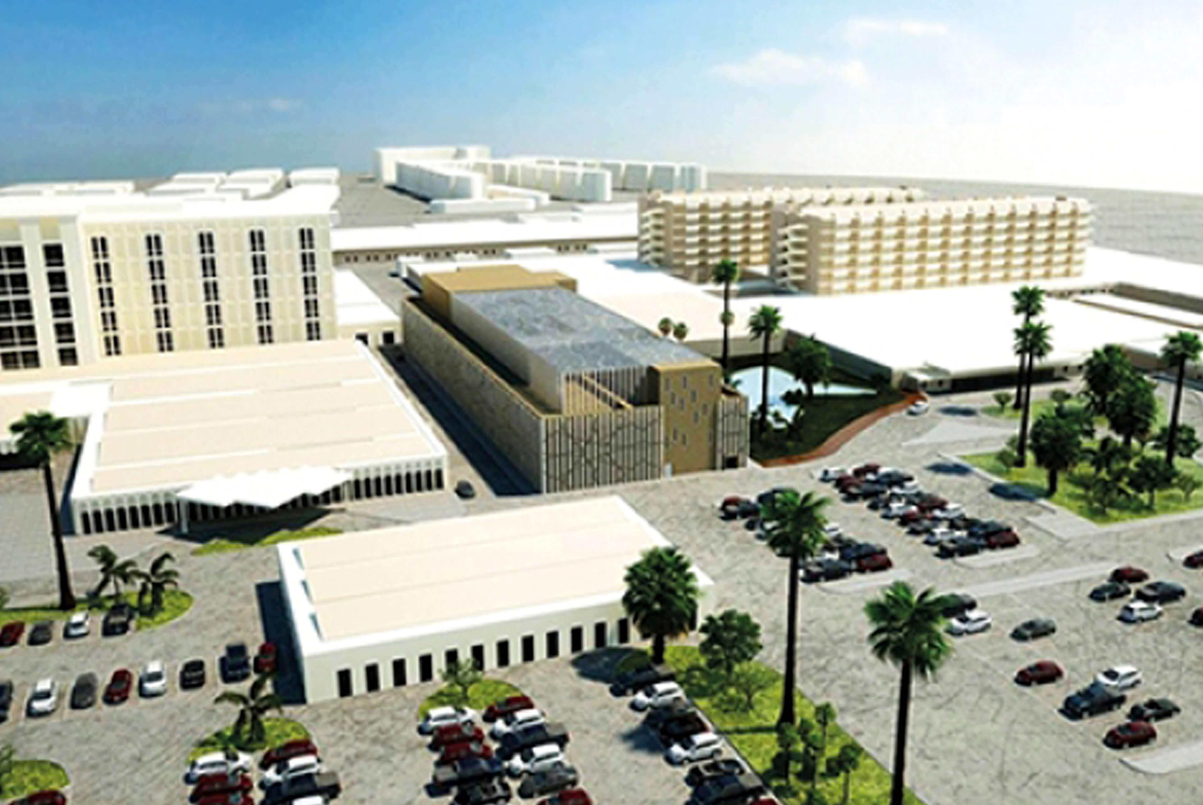 Two Health Care Centers at Al Waab& Qatar University
