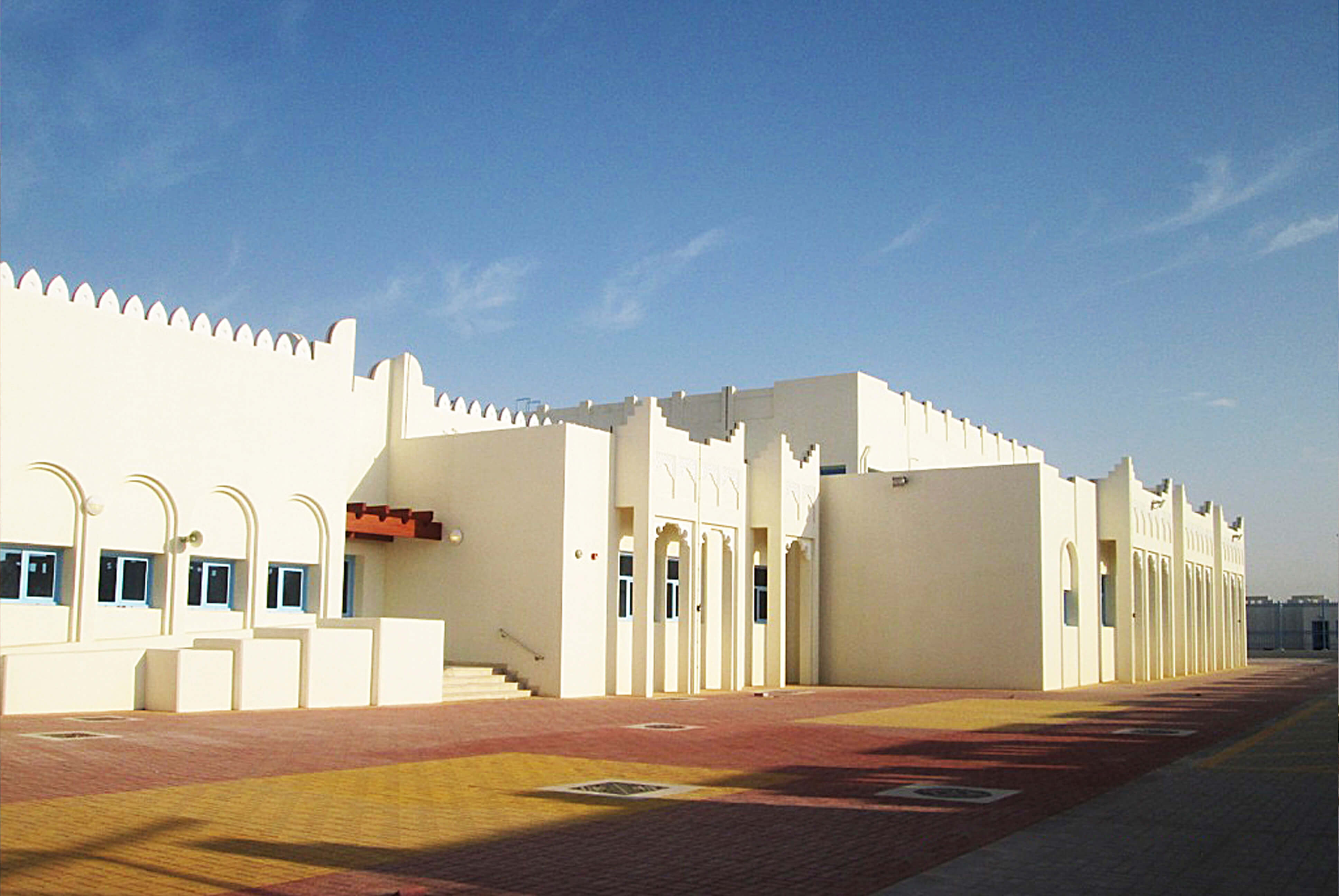 Three New School in Doha